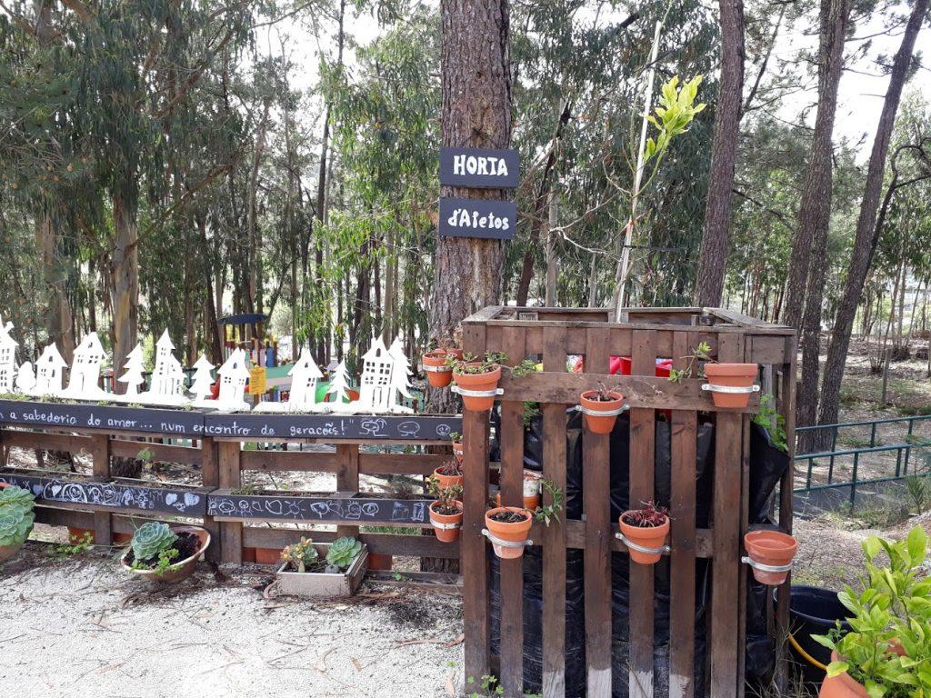 CEBI Foundation Ericeira garden