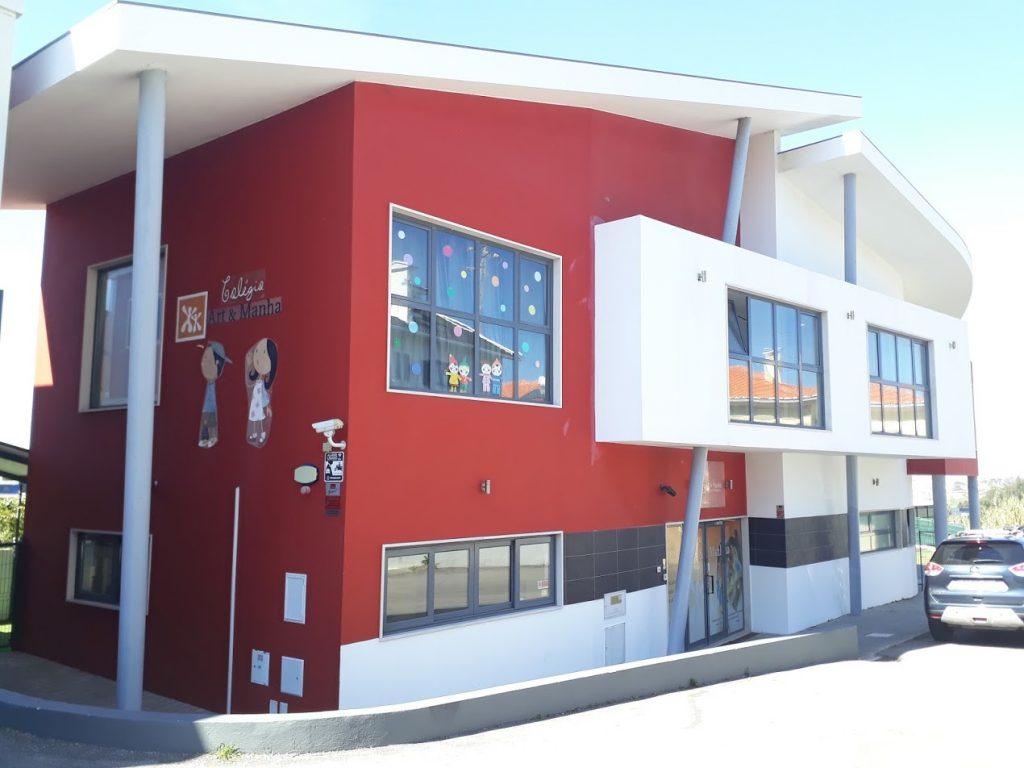 Nursery schools in Ericeira