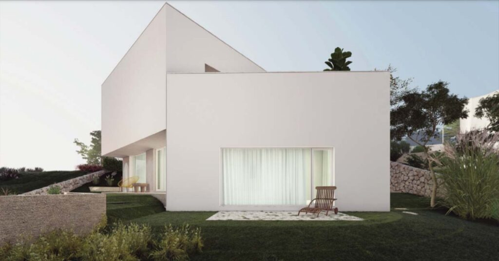 Architect design house in the outskirts of Ericeira, by NOCNOC Studio