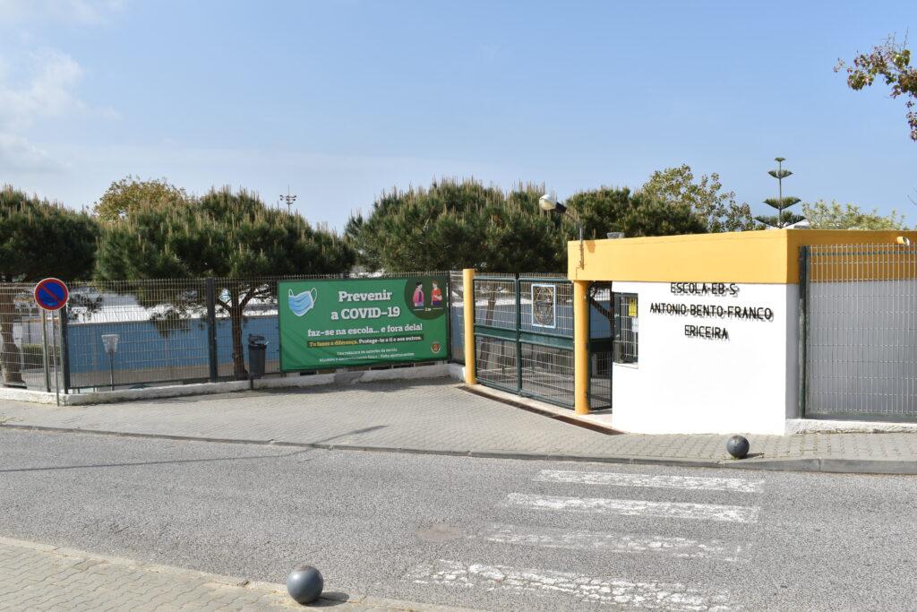 Local school Ericeira