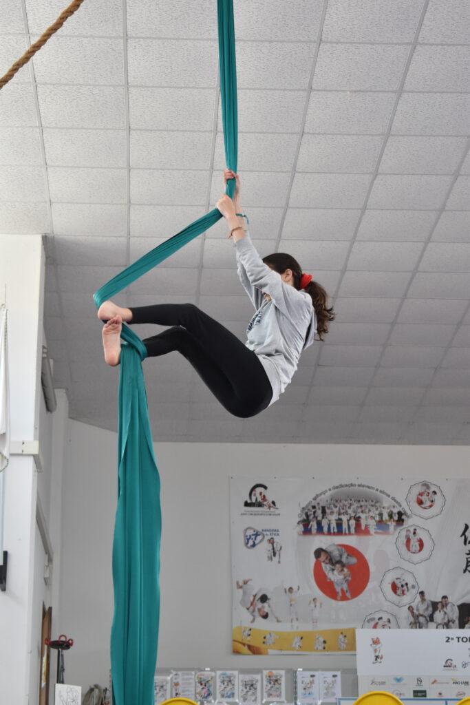 aerial silks Mafra