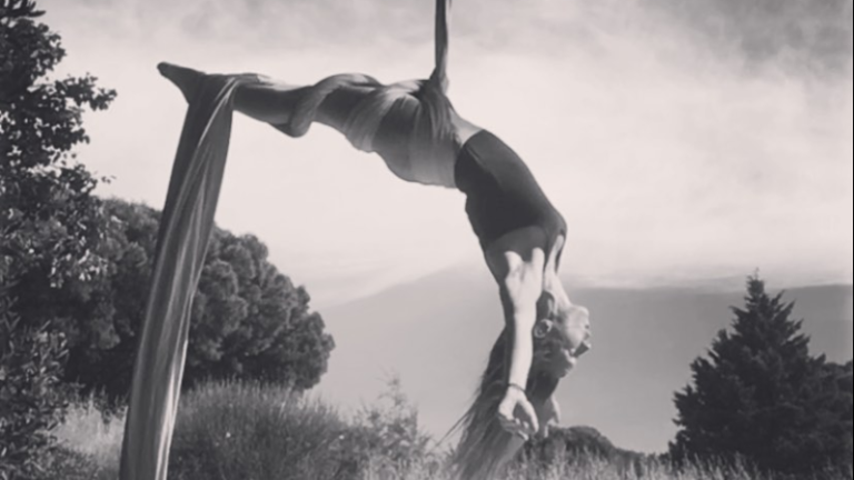 Aerial Silks are Back in Town and Ready to Roll