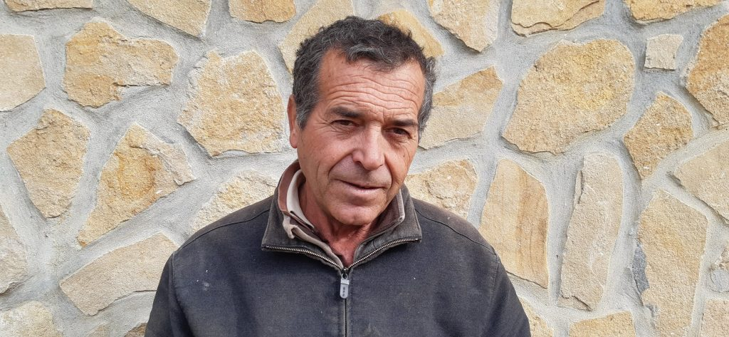 Sr Vitor Batalha, local mason