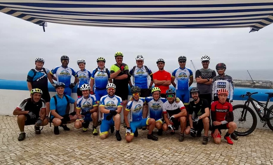 Mountain bike club - Clube Ericeira BTT by Pescadores beach in the center of Ericeira