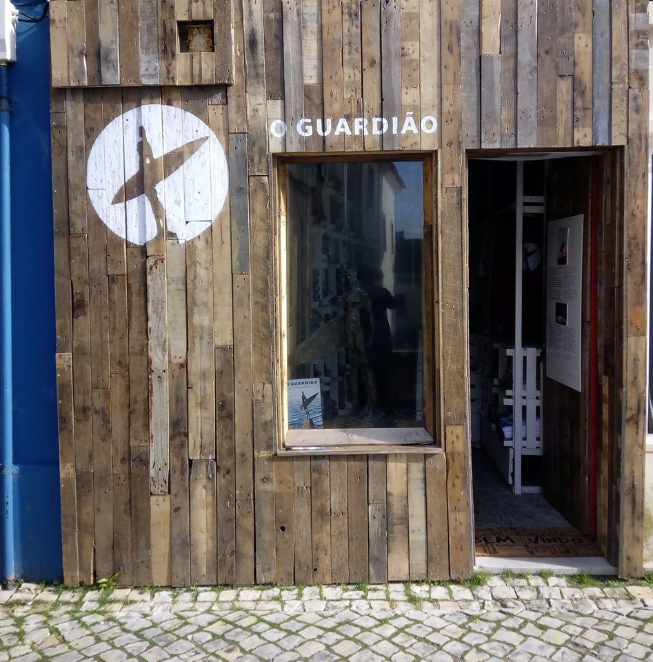 The Guardian shop