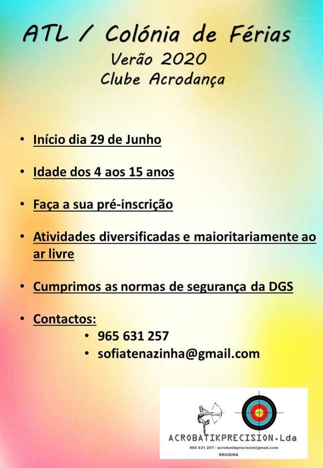 Sofacro Gym - Ancrodance school break activities flyer