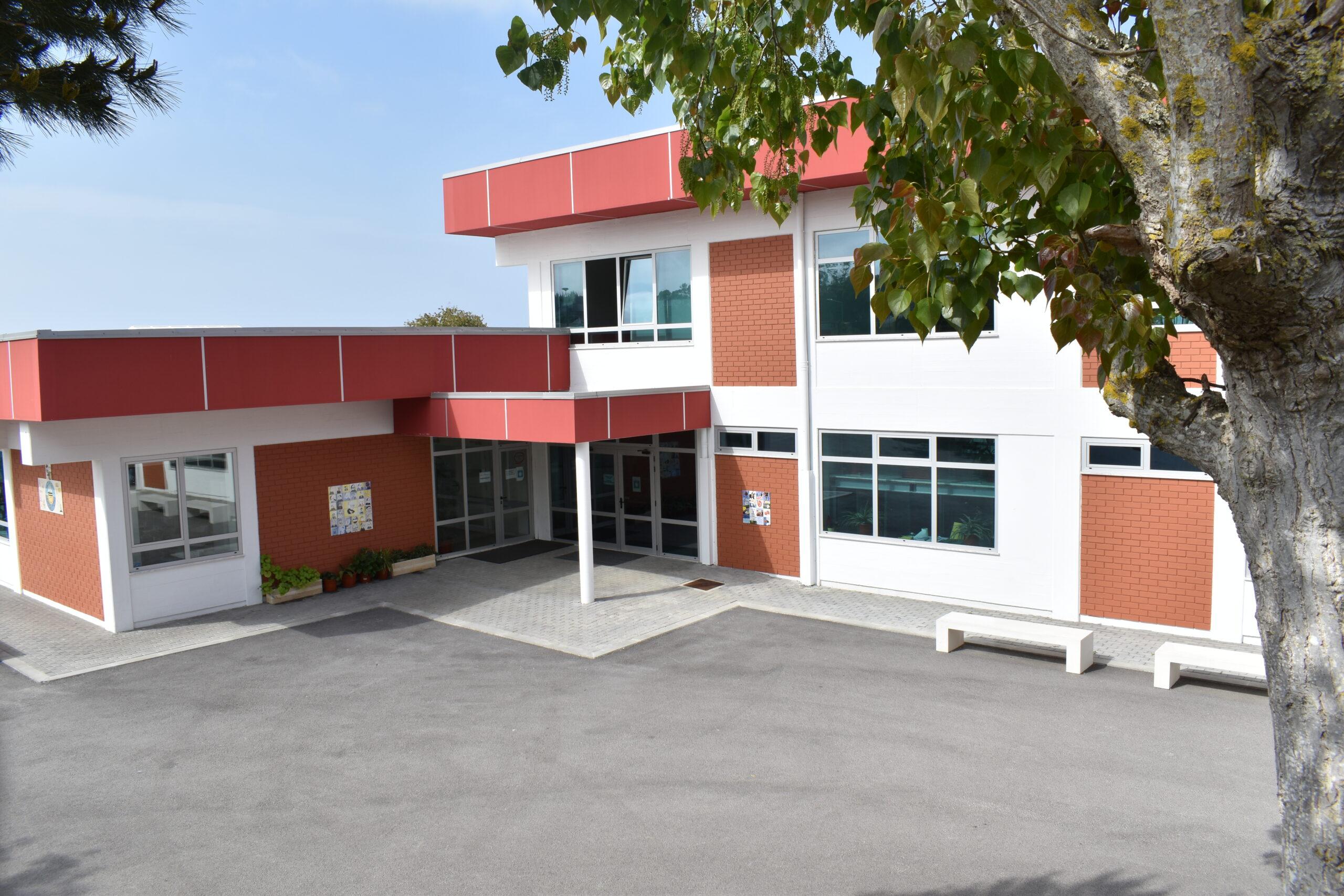 School Antonio Bento Franco, in Ericeira